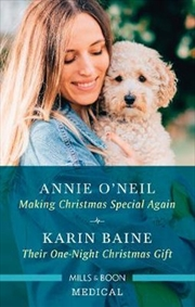 Making Christmas Special Again/Their One-Night Christmas Gift | Paperback Book