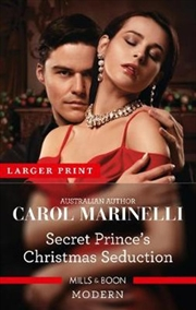 Secret Prince's Christmas Seduction | Paperback Book