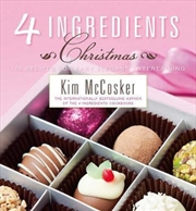 4 Ingredients Christmas | Paperback Book
