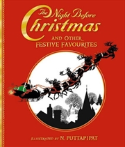 Night Before Christmas And Other Festive Favourites | Hardback Book