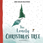 Lonely Christmas Tree | Hardback Book