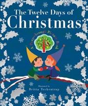 Twelve Days Of Christmas | Hardback Book