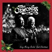 Very Merry Rockin Good Christmas   CD