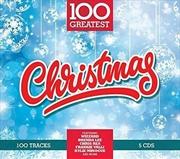 100 Greatest Christmas   CD