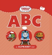 Thomas And Friends: ABC - An Alphabet Book | Board Book
