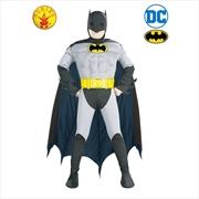 Batman Deluxe Costume: Small | Apparel