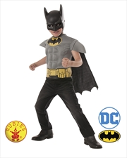 Batman Eva Costume Top: Size M | Apparel
