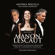 Puccini - Manon Lescaut | CD