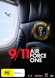 9/11 - Inside Air Force One | DVD