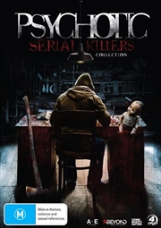 Psychotic Serial Killers | Collection | DVD