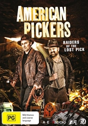 American Pickers - Raiders Of The Lost Pick | DVD