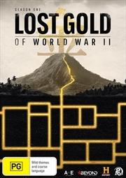 Lost Gold Of World War II - Season 1 | DVD