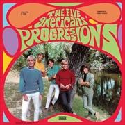 Progressions  Gold Coloured Vinyl   Vinyl