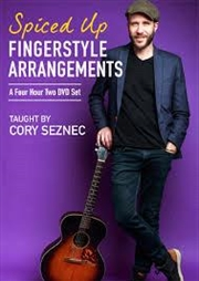Spiced Up Fingerstyle Arrangements | DVD