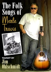 Folk Songs Of Merle Travis | DVD