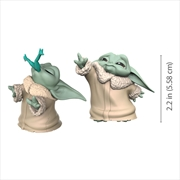 Star Wars The Bounty Collection, The Child 2.2-Inch Collectible Figures | Merchandise
