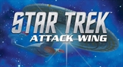 Star Trek - Attack Wing Federation To Boldly Go Faction Pack | Merchandise