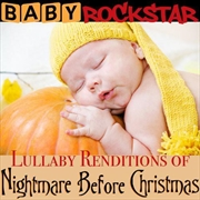 Lullaby Renditions Of The Nightmare Before Christmas | CD