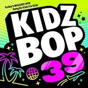 Kidz Bop 39 | CD