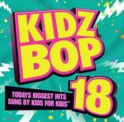 Kidz Bop 18   CD
