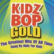 Kidz Bop Gold   CD