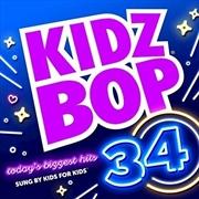 Kidz Bop 34 | CD