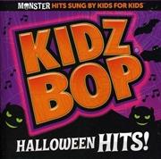 Kidz Bop Halloween Hits   CD