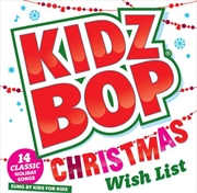 Kidz Bop Christmas Wish List | CD