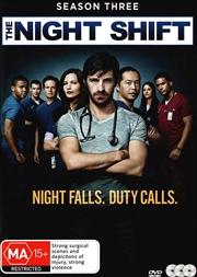 Night Shift - Season 3, The | DVD