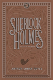 Sherlock Holmes Classic Stories - Flexi Edition | Paperback Book