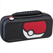 Game Traveller Deluxe Case Poke Ball for Nintendo Switch | Nintendo Switch