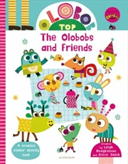 Olobob Top: The Olobobs and Friends: Activity and Sticker Book | Paperback Book
