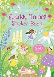 Little Sparkly Fairies Sticker Book | Paperback Book