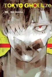 Tokyo Ghoul Re Vol 10 | Paperback Book