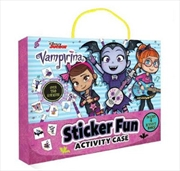 Vampirina: Sticker Fun Activity Case | Hardback Book