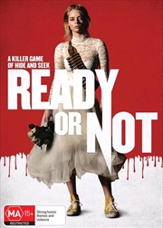 Ready Or Not | DVD