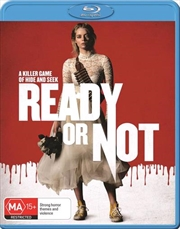 Ready Or Not | Blu-ray