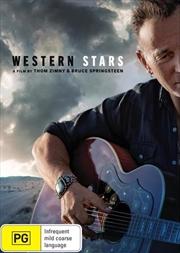 Western Stars | DVD