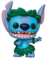 Lilo & Stitch - Stitch in Hula Skirt US Exclusive Pop! Vinyl [RS] | Pop Vinyl