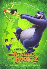Jungle Book 2 (Live-Action) | DVD