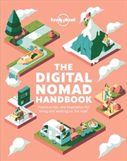 Lonely Planet: Travel Guide - Digital Nomad Handbook | Paperback Book