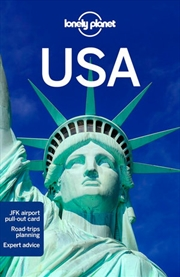 Lonely Planet Travel Guide : 11th Edition - USA | Paperback Book
