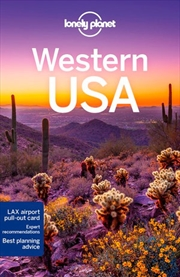 Lonely Planet Travel Guide : 5th Edition - Western USA | Paperback Book