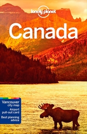 Lonely Planet Travel Guide : 14th Edition - Canada | Paperback Book