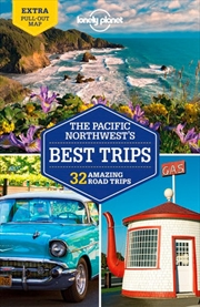 Lonely Planet - Pacific Northwests Best Trips | Paperback Book