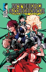 My Hero Academia: Vol 22 | Paperback Book
