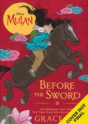 Before The Sword - Disney Mulan | Paperback Book