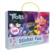 Sticker Fun Activity Case | Paperback Book