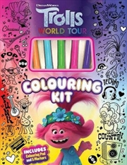 Colouring Kit | Paperback Book