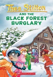 Thea Stilton #30: The Forest Burglary | Paperback Book